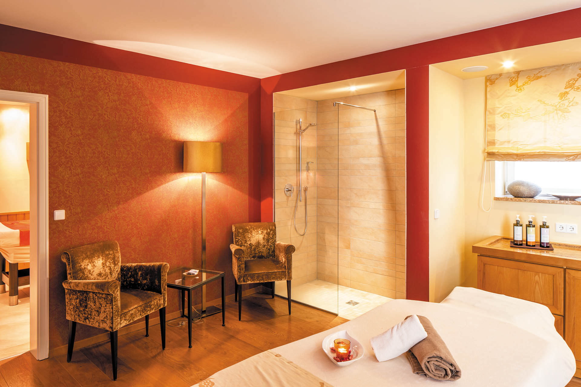 Stellvertretender SPA Manager - Ritter von Kempski Privathotels