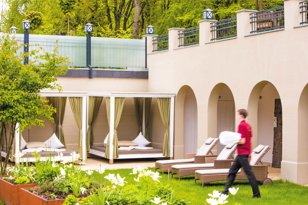 SPA Rezeptionist - Ritter von Kempski Privathotels